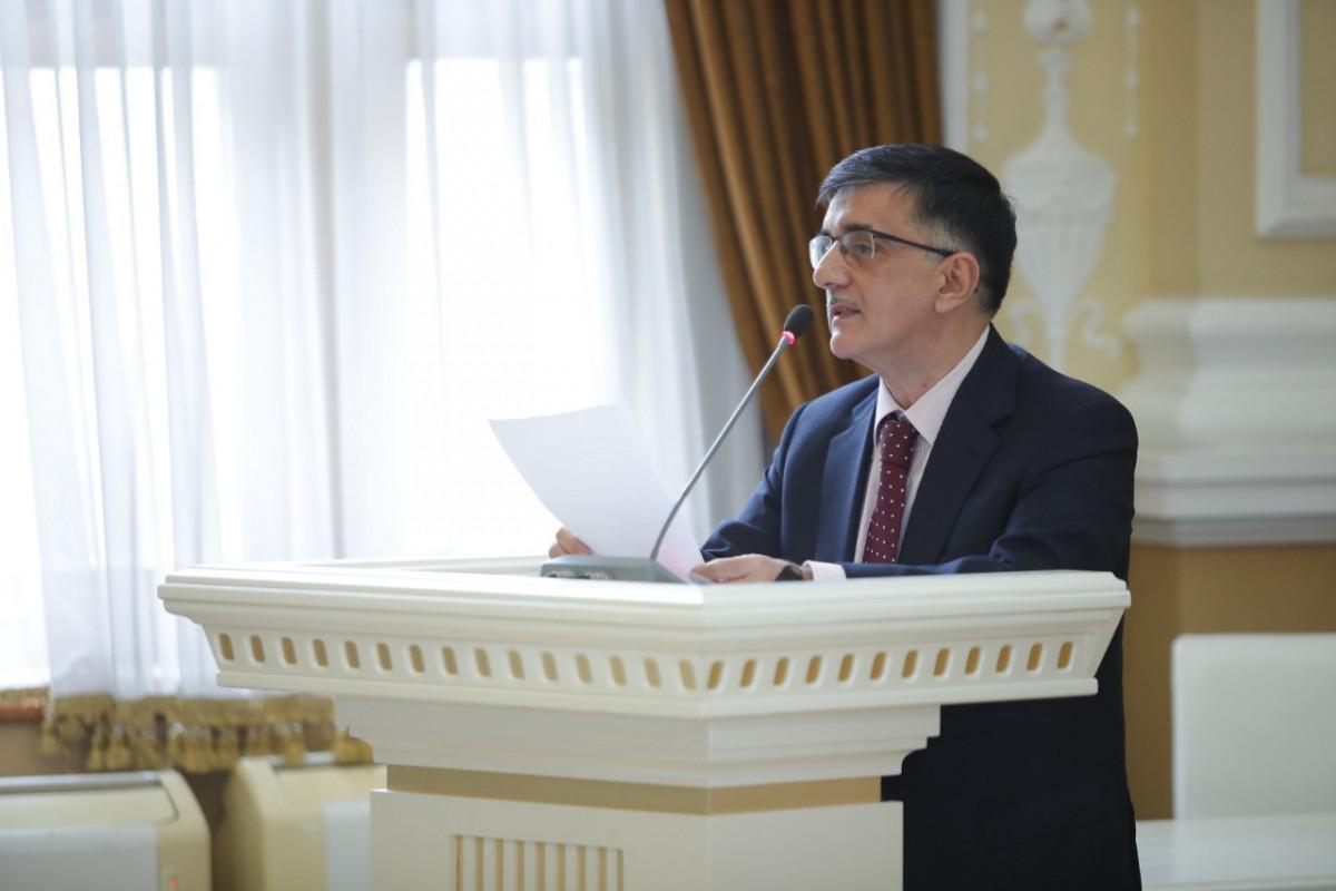 Komitənin sədr müavini İlqar İsbatov