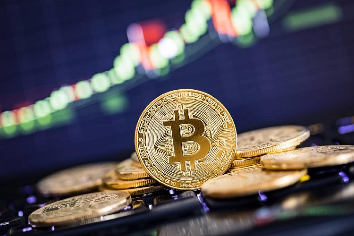 """""""Bitcoin""""in qiyməti 54,9 min dolları keçib"""