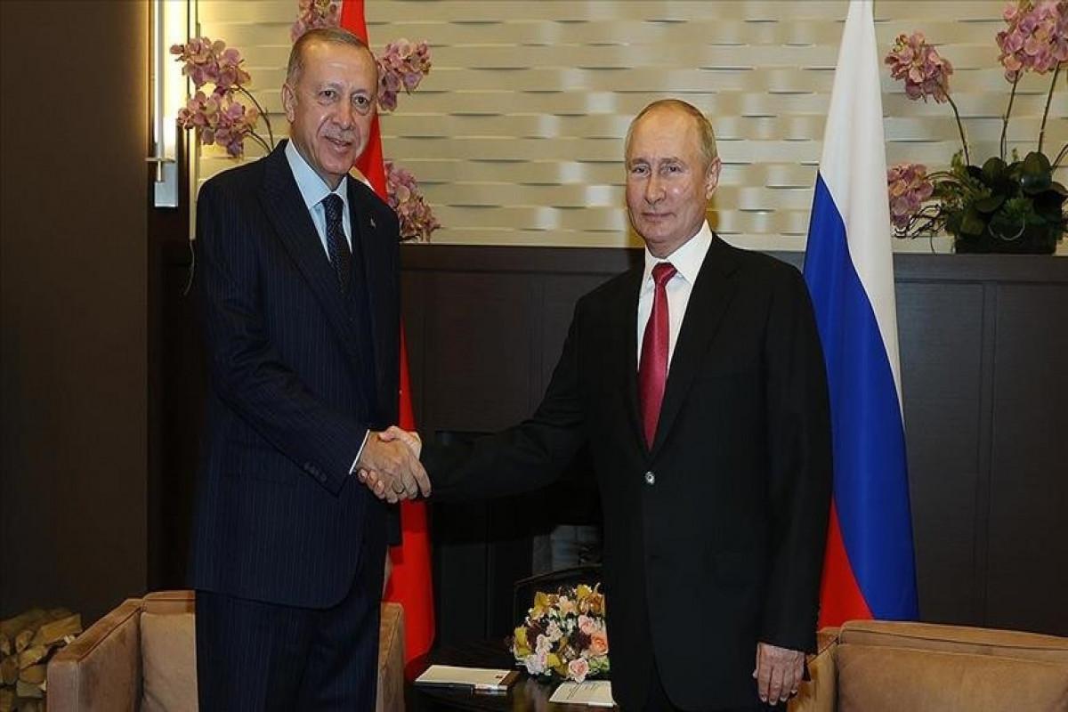 Ərdoğan, Putin