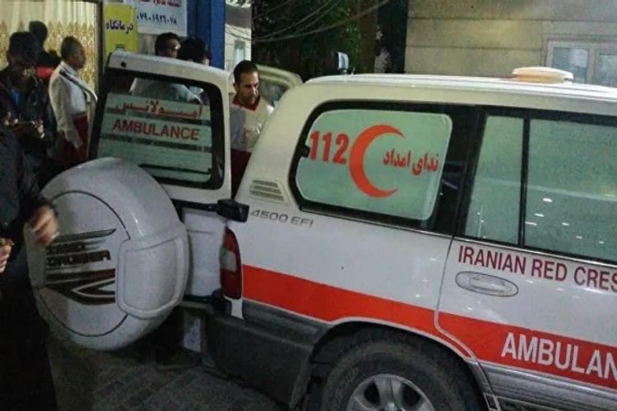 İranda yük maşını 6 minik avtomobili ilə toqquşub, yaralılar var