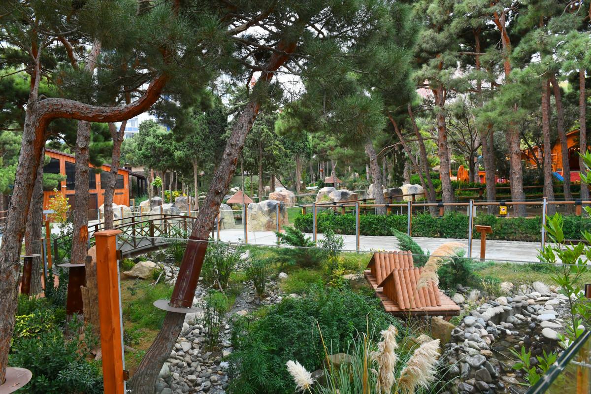 Bakı Zooloji Parkı