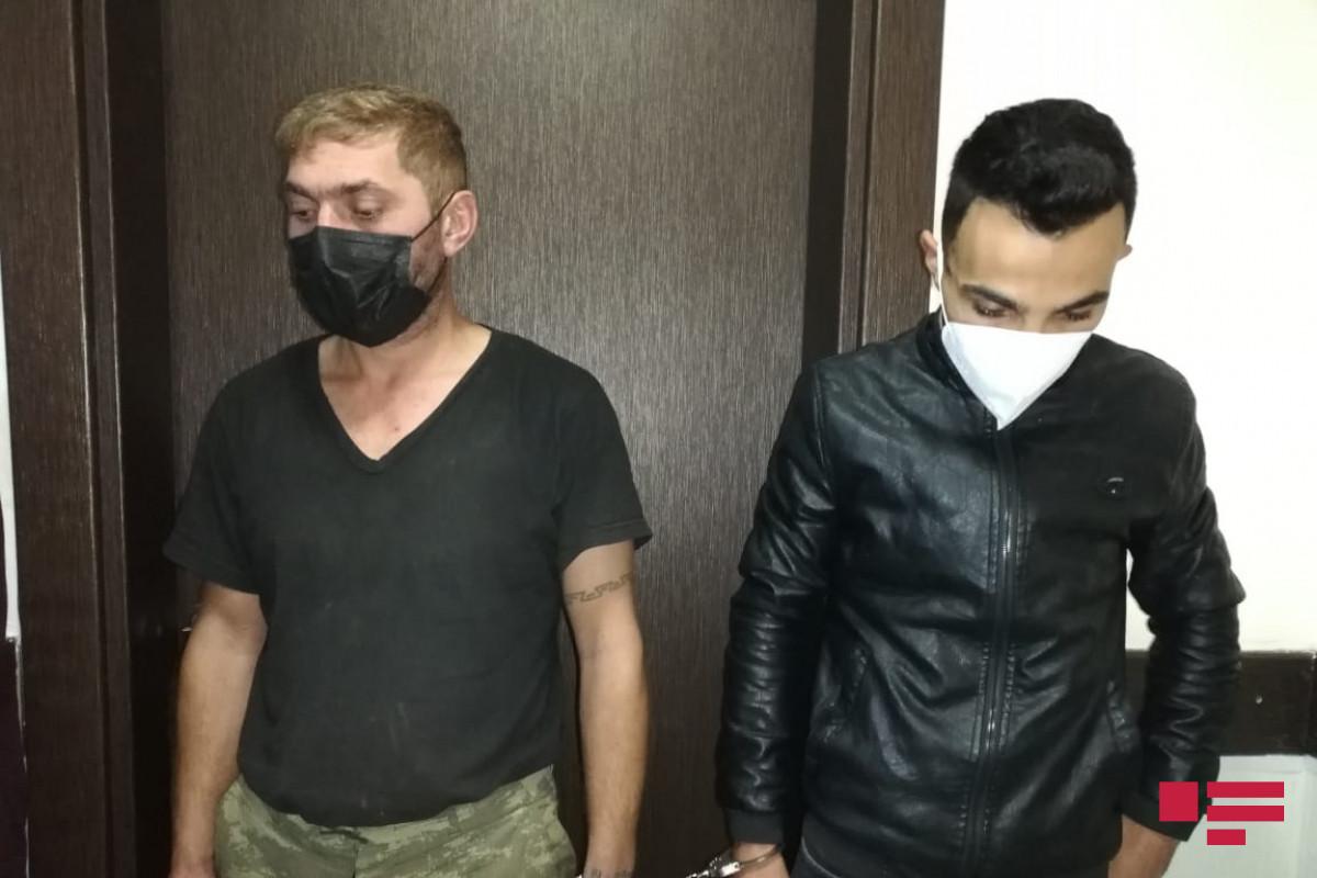 Sumqayıtda qanunsuz narkotik dövriyyəsi ilə məşğul olan şəxslər saxlanılıb