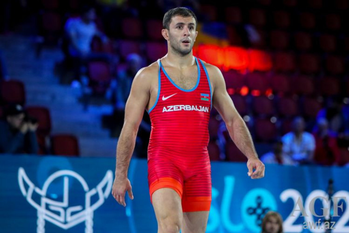 Azerbaijani wrestler became world champion