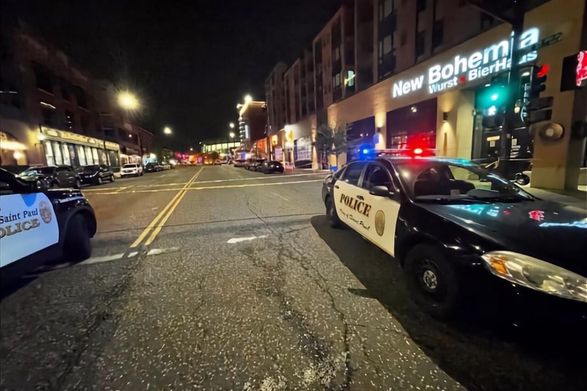 ABŞ polisi barda atışma törətməkdə şübhəli bilinən 3 nəfəri saxlayıb