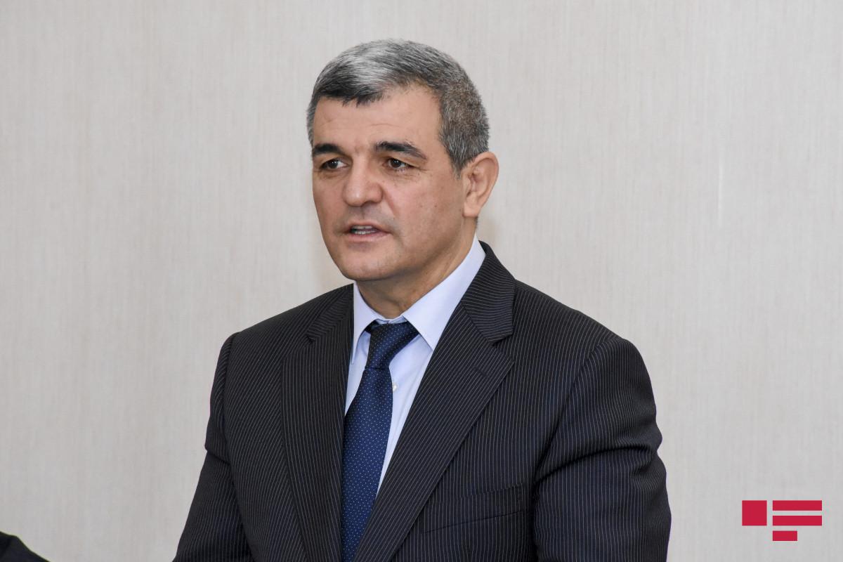 Fazil Mustafa, Milli Məclisin deputatı