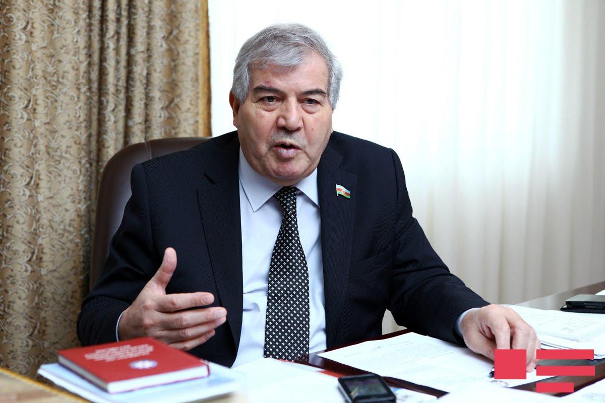 Sabir Rüstəmxanlı, Milli Məclisin deputatı, Vətəndaş Həmrəyliyi Partiyasının sədri