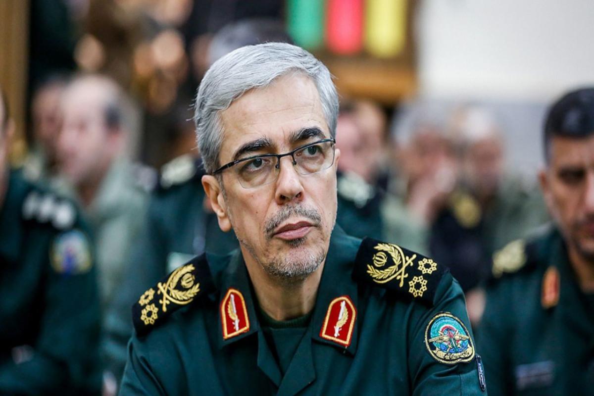 İran Silahlı Qüvvələrinin Baş Qərargah rəisi Məhəmməd Baqir
