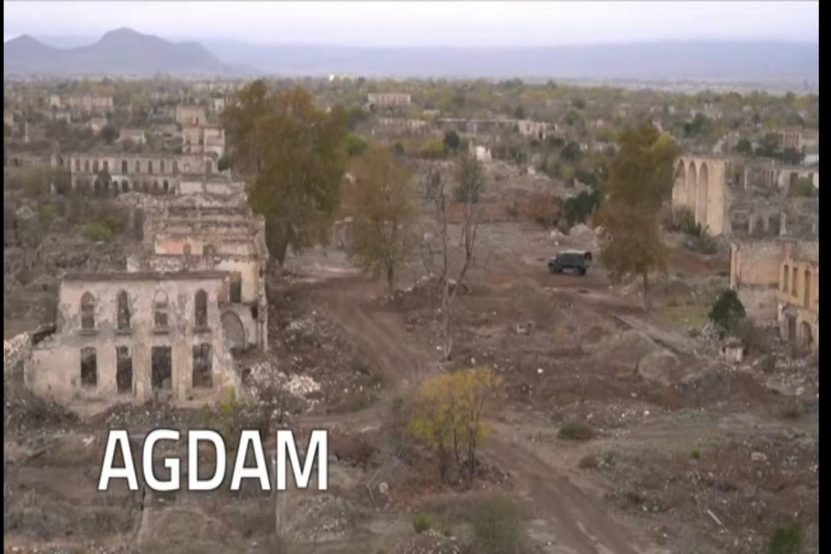 Ermənistanın hərbi cinayətləri Kolumbiya televiziyasında geniş şəkildə işıqlandırılıb - FOTO  - VİDEO