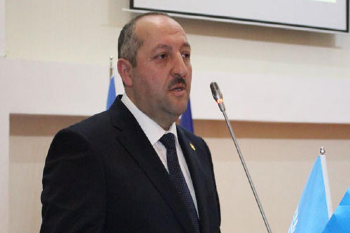 Namiq Zeynalov, Cəlilabadın sabiq icra başçısı