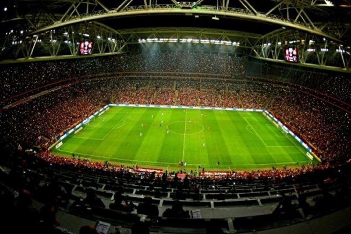 """""""Qalatasaray""""ın stadionunun adı dəyişdirilib"""