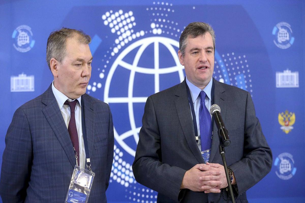 Leonid Kalaşnikov, Leonid Slutski