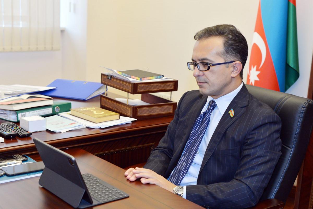 Ramin Məmmədov, Milli Məclisin deputatı