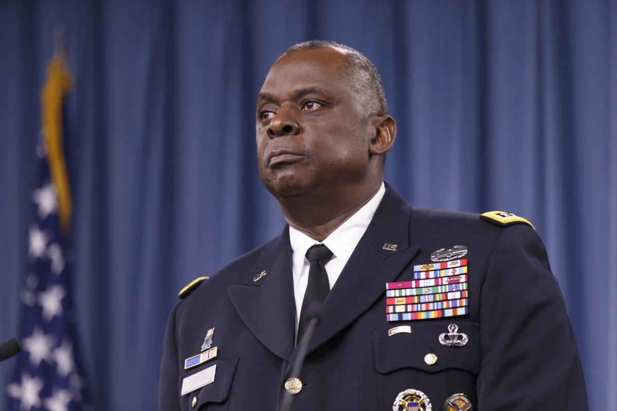 ABŞ-ın müdafiə naziri Lloyd Ostin