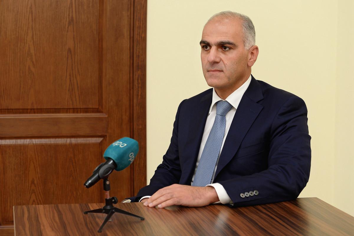 Deputy Minister of Digital Development and Transport of Azerbaijan Rahman Hummatov