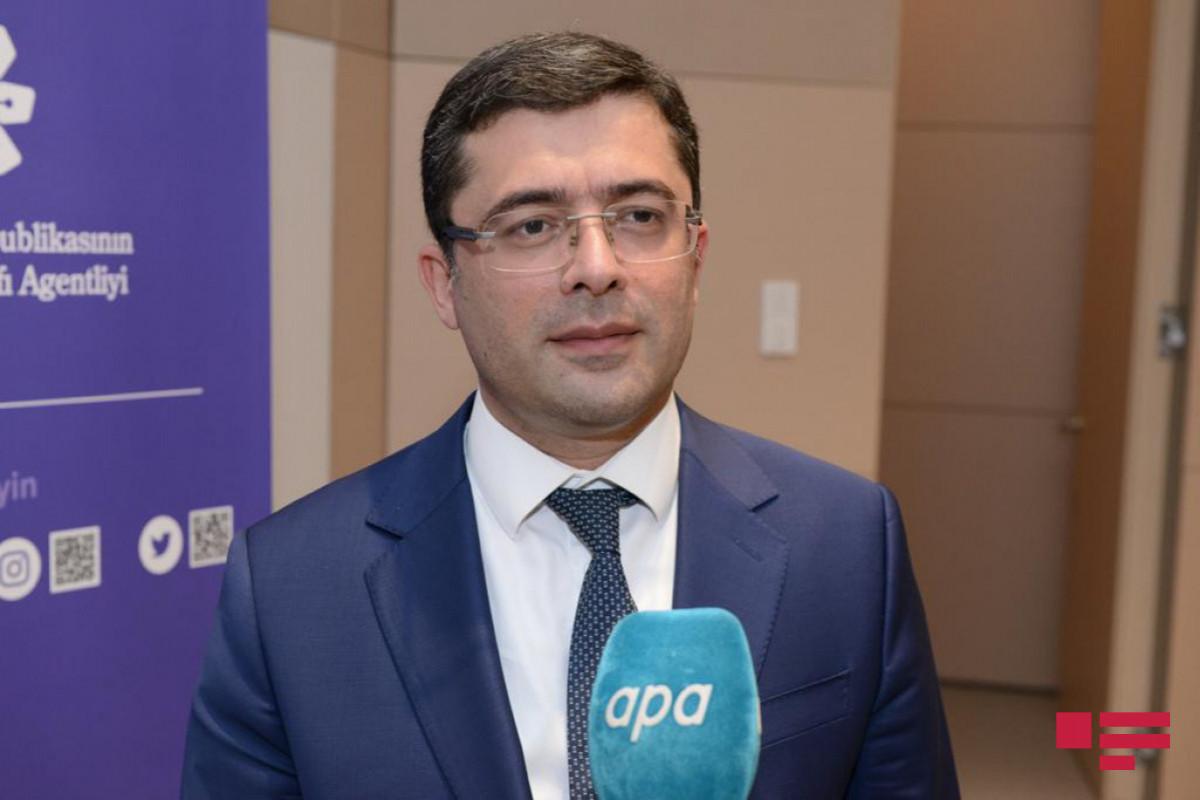 Executive Director of MEDIA Ahmad Ismayilov