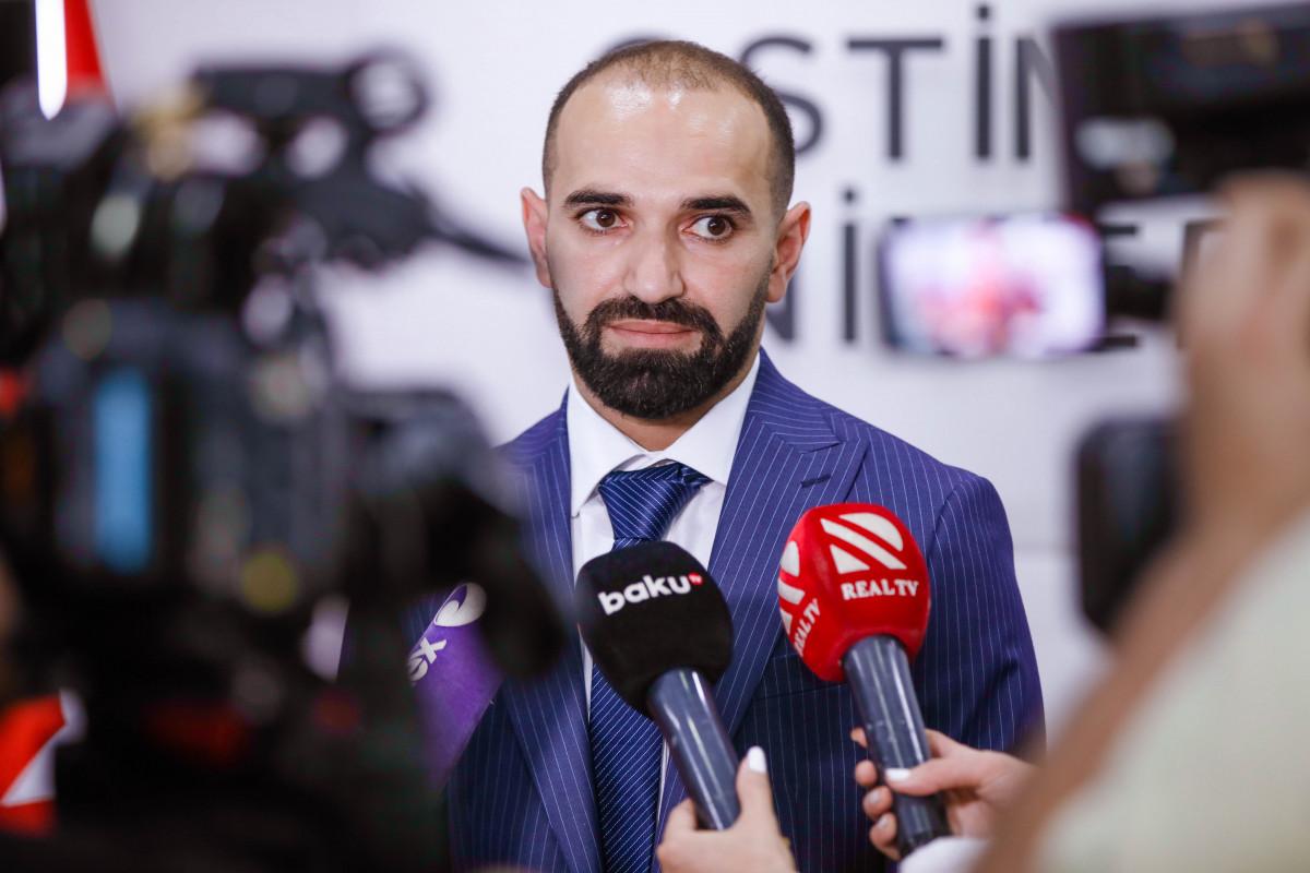 """Fuad Hacıyev: """"Övladınızın gələcəkdə peşakar uzman həkim olmasını istəyirsinizsə..."""""""