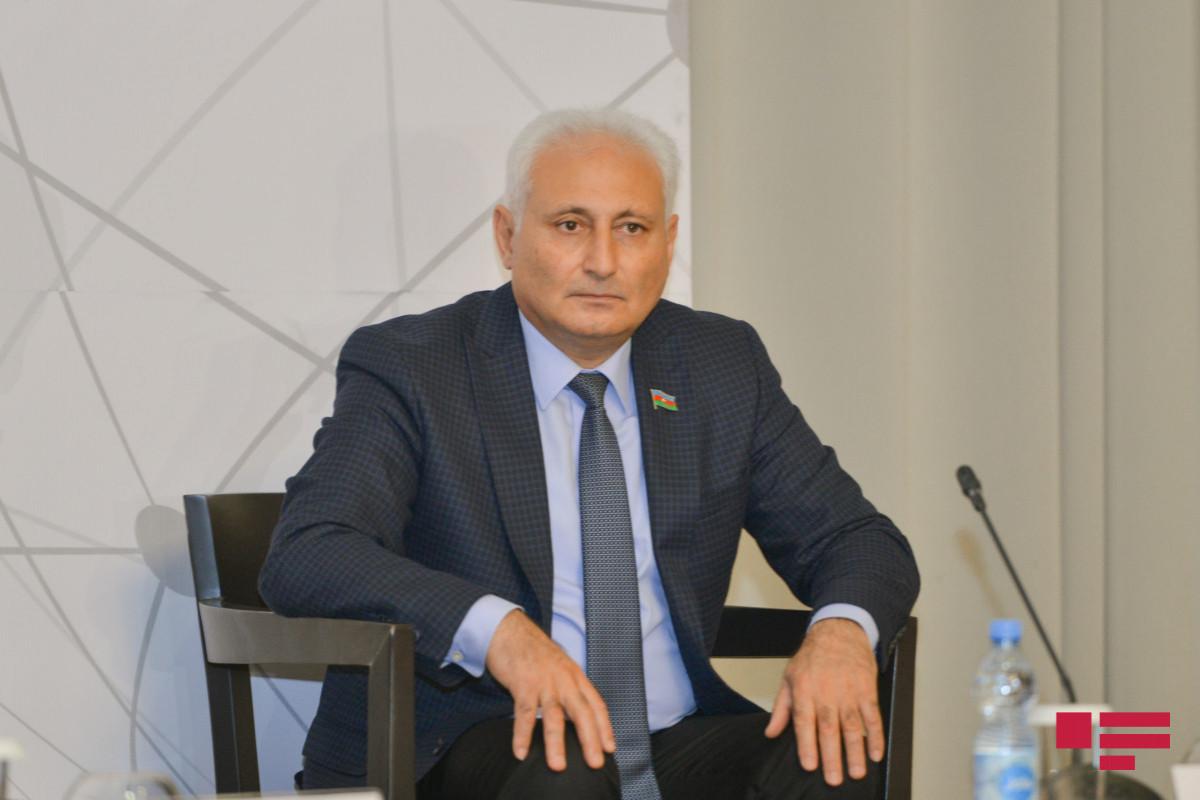 Milli Məclisin deputatı Hikmət Babaoğlu