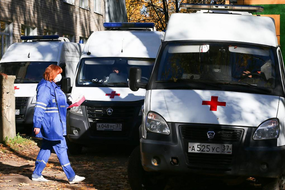 Russia's daily COVID-19 incidence hits all-time high of over 31,290 cases
