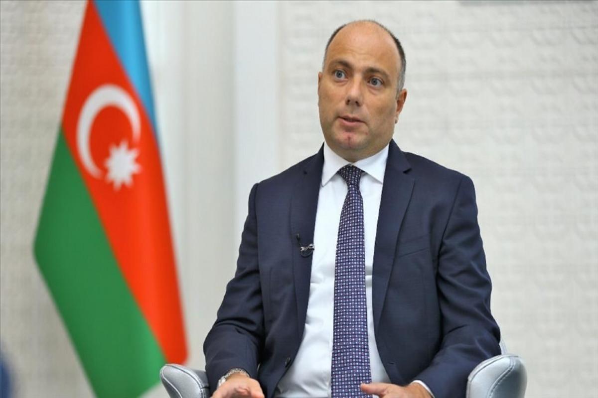 Minister of Culture Anar Karimov