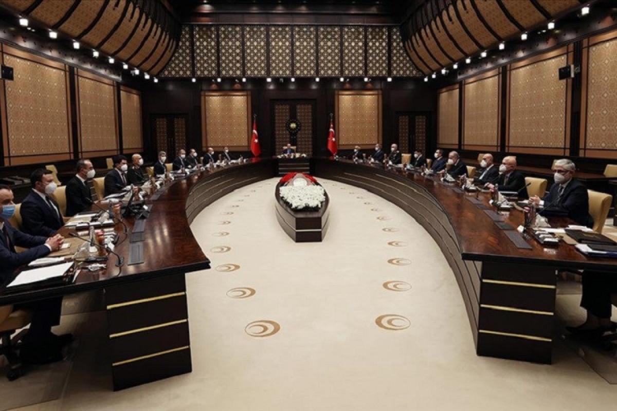 Türkiyə Müdafiə Sənayesi İcraiyyə Komitəsi yeni təhlükəsizlik sistemlərinin hazırlanmasını müzakirə edib