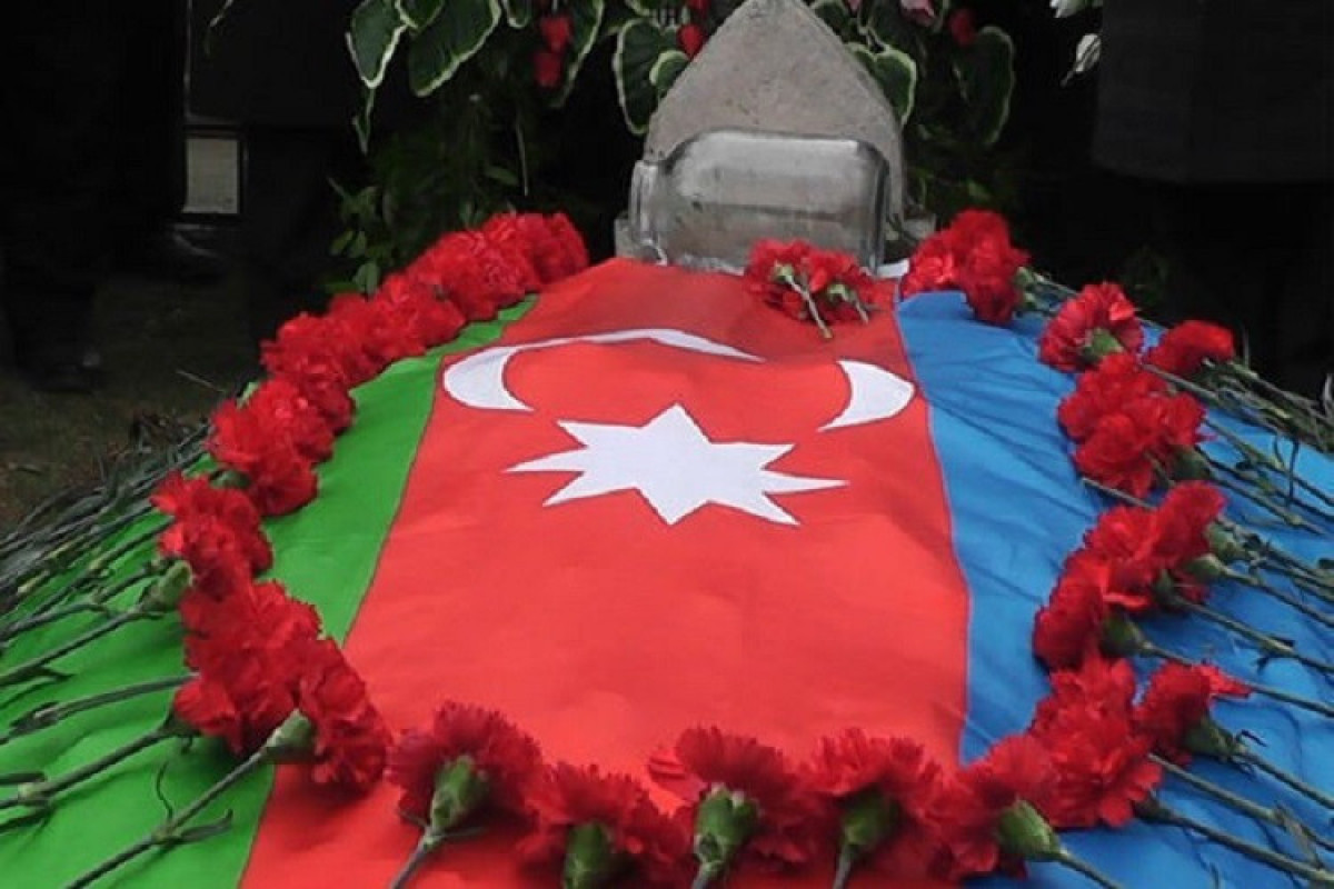 The martyred Azerbaijani serviceman will be laid to rest in Goranboy tomorrow