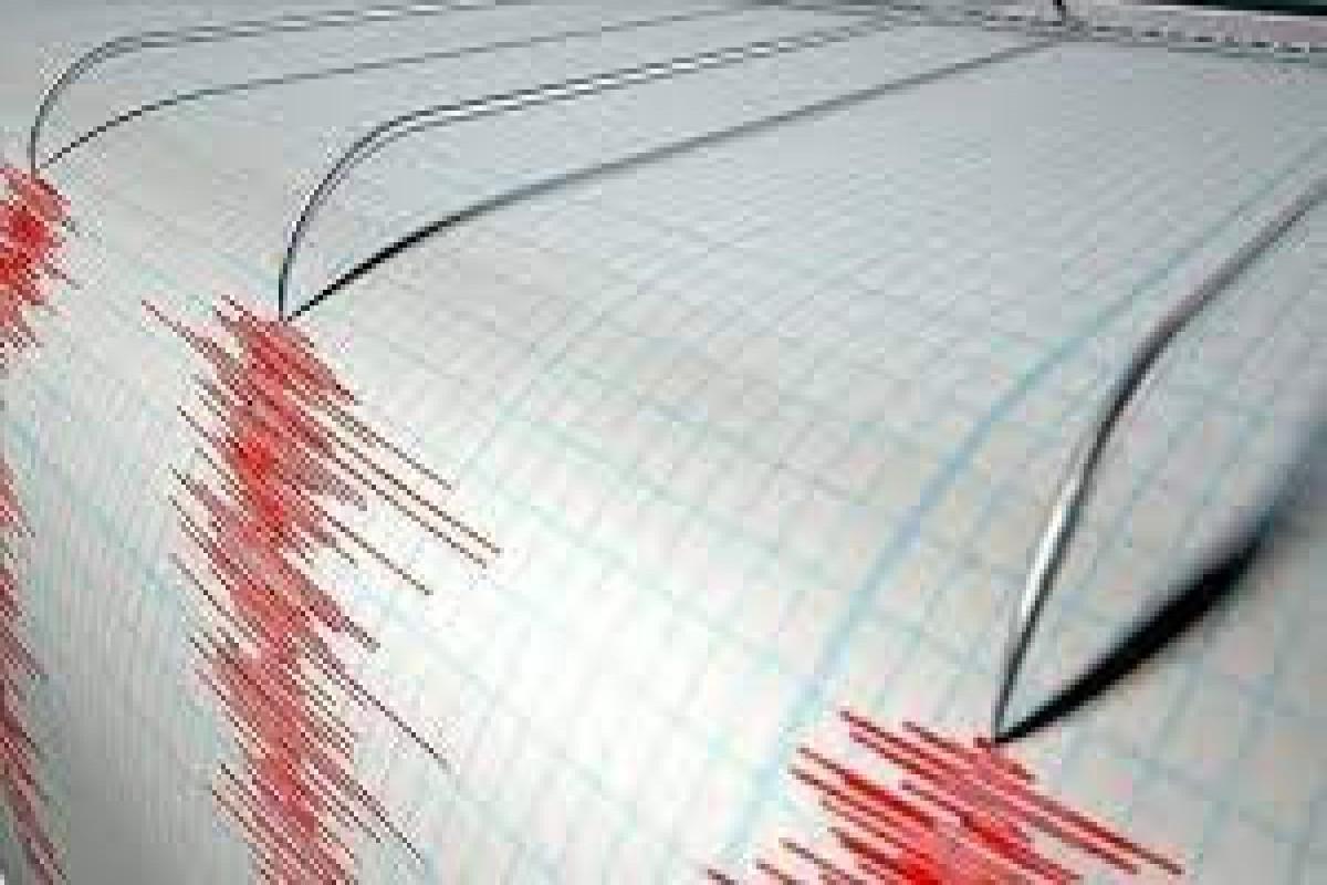 5.8 magnitude quake jolts off central Indonesia