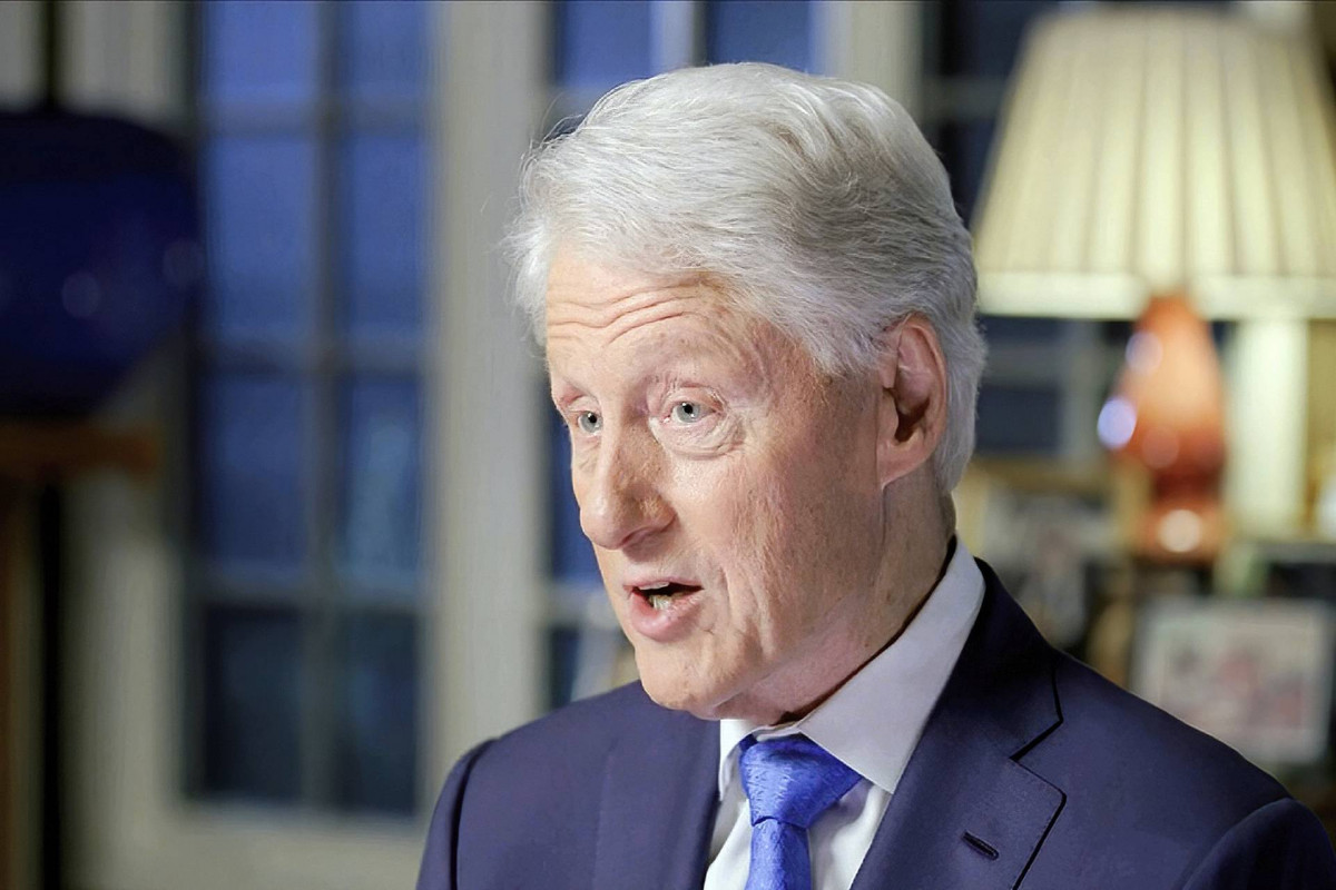 ABŞ-ın keçmiş prezidenti Bill Klinton