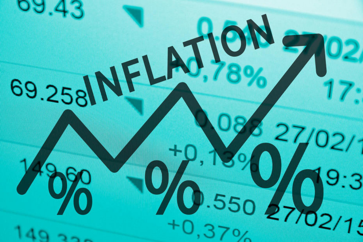 Average annual inflation made up 5,2% in Azerbaijan