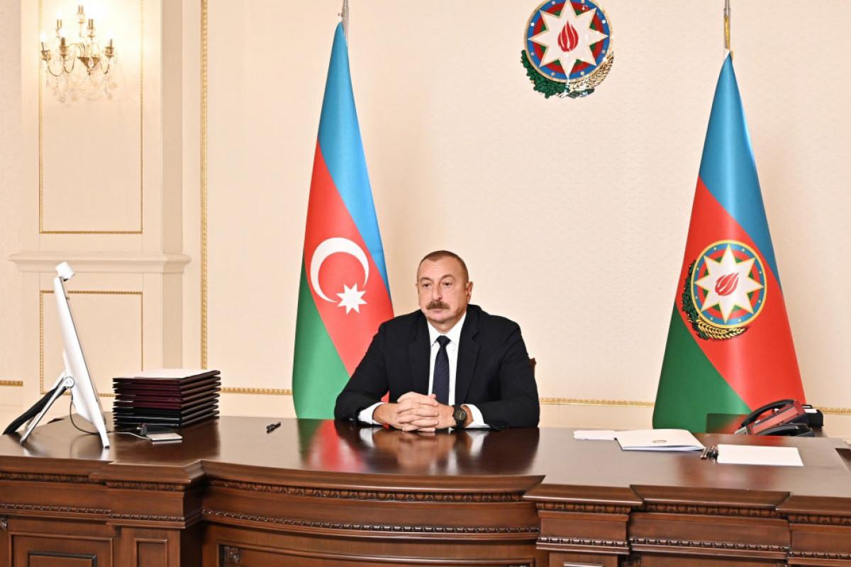 Prezident İlham Əliyev