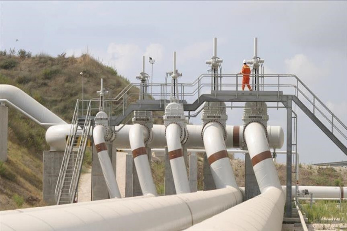 Turkey signs new gas supply deal with Azerbaijan: Energy Minister