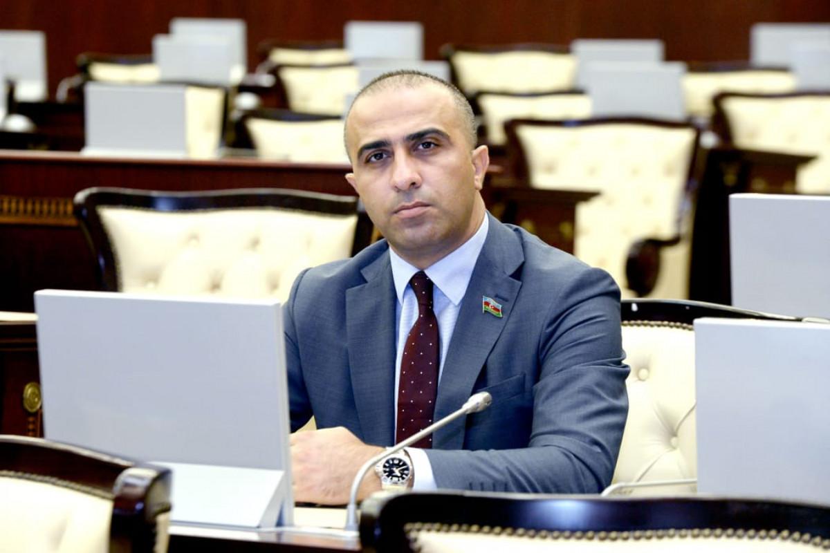 Deputat Bəhruz Məhərrəmov