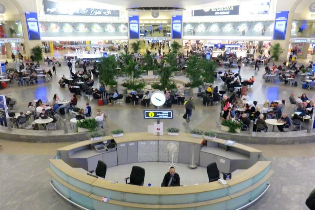Аэропорт Бен-Гуриона, Израиль