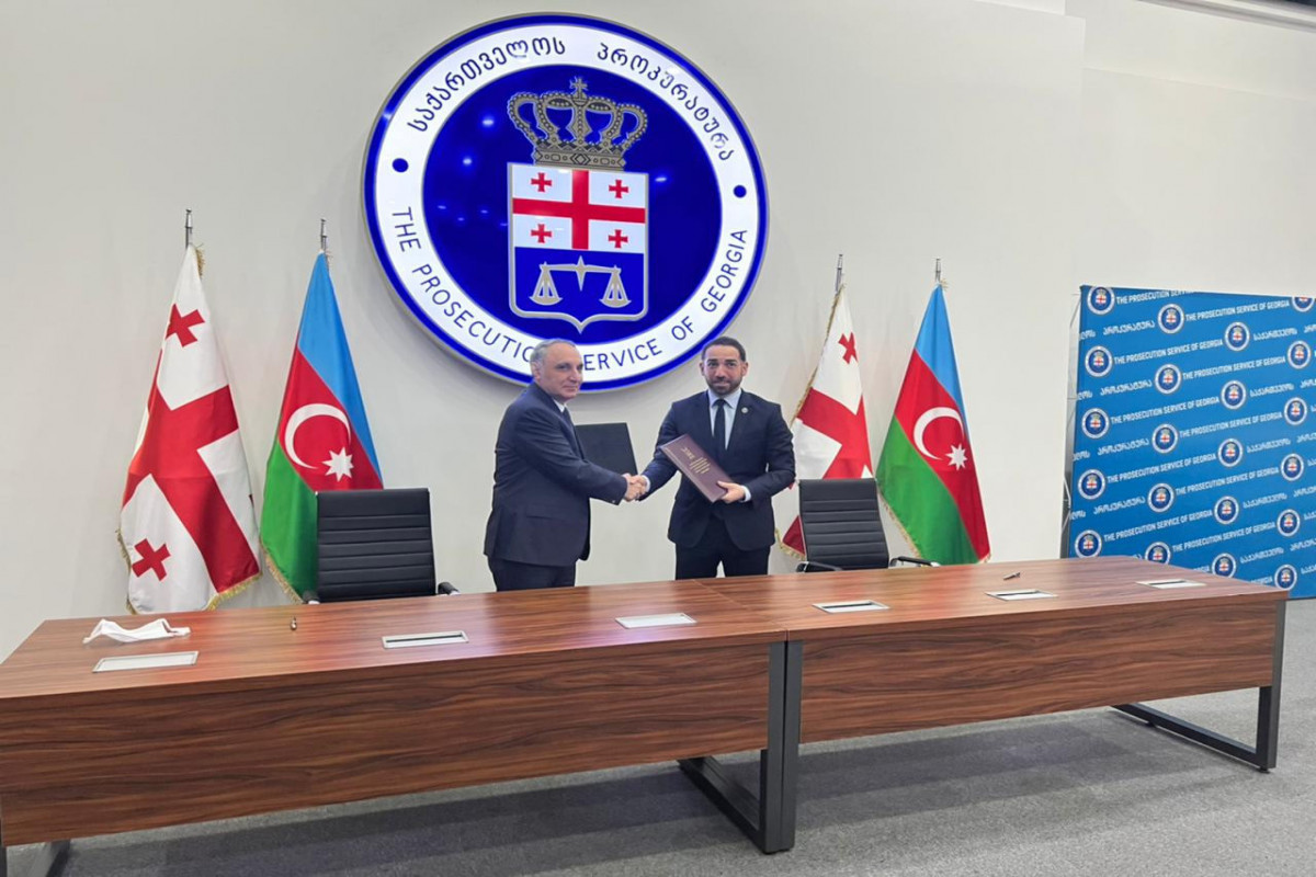 Генпрокурор Азербайджана совершил визит в Грузию
