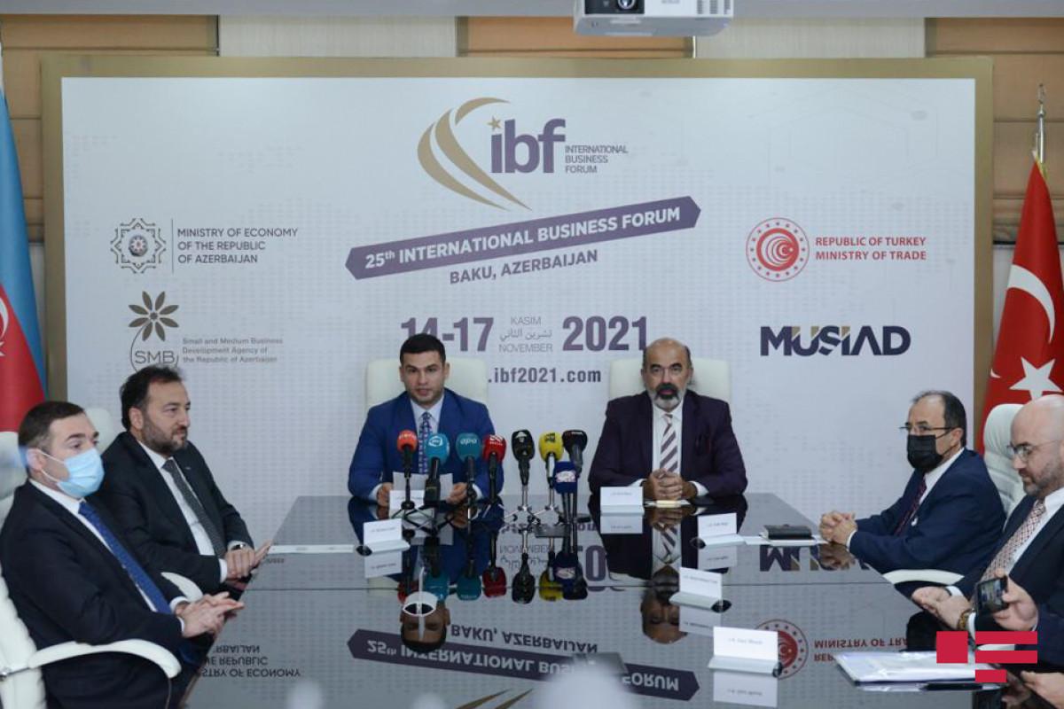 IBF-lə bağlı mətbuat konfransı