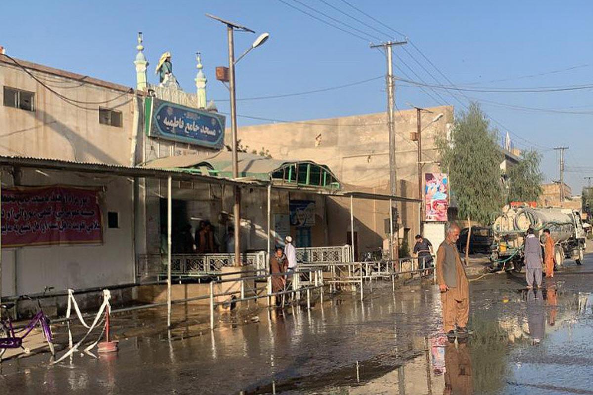 В Афганистане в мечети произошел взрыв