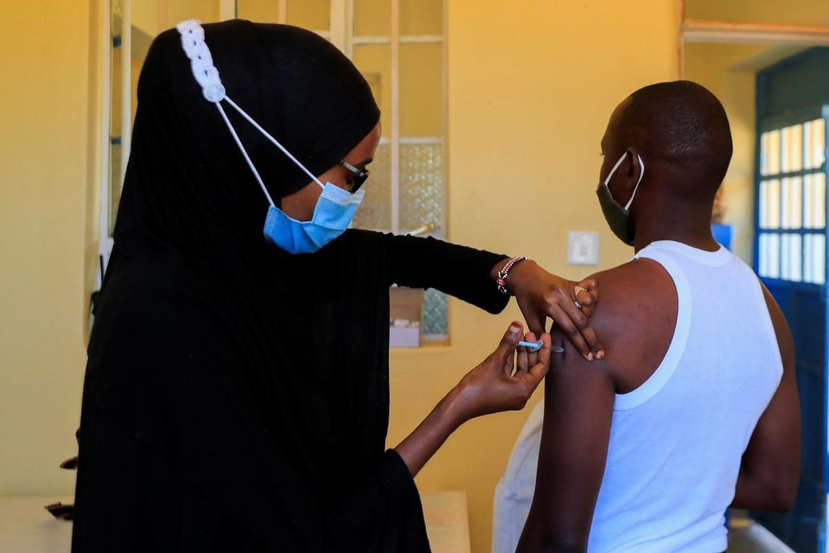 U.S. donates 17 million J&J doses to African Union