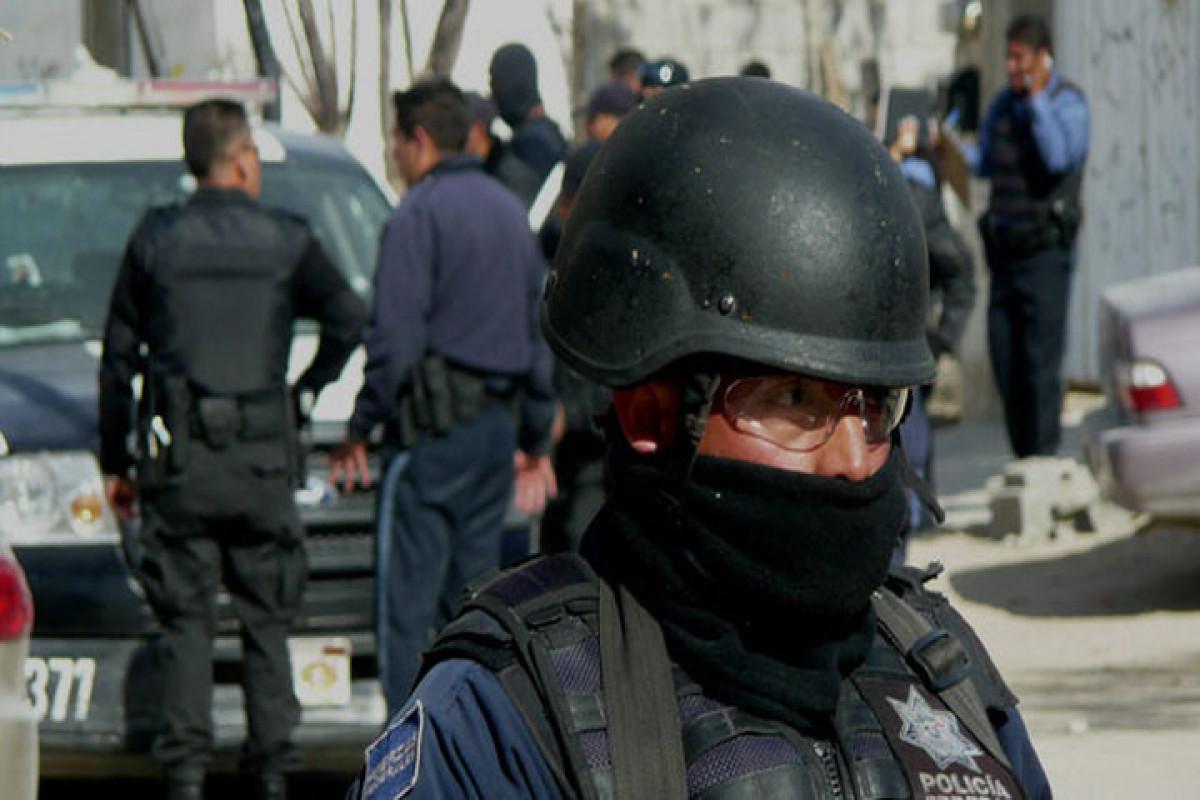 Mexiko Beynəlxalq hava limanında silahlı insident olub, yaralılar var