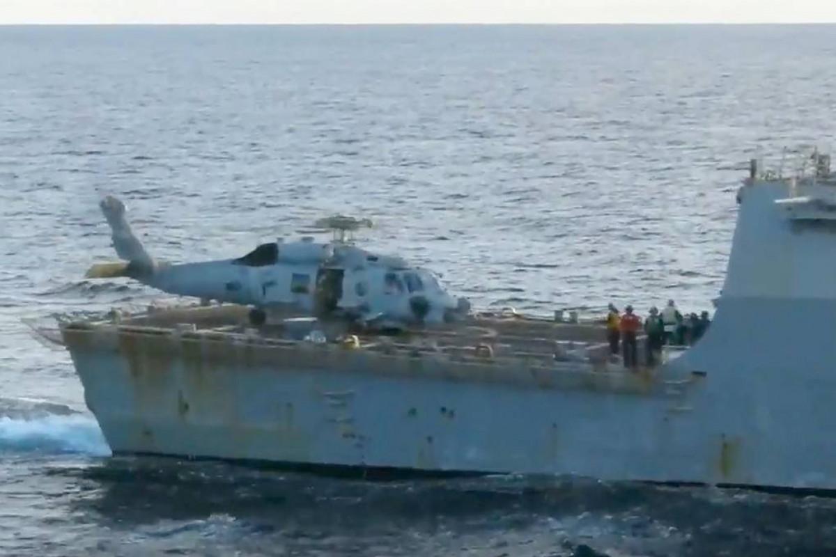 СМИ: Пентагон отреагировал на инцидент с эсминцем в Японском море