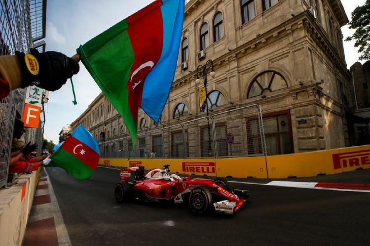 """<span class=""""red_color"""">""""Formula-1"""": Azərbaycan Qran-Prisinin tarixi açıqlanıb"""