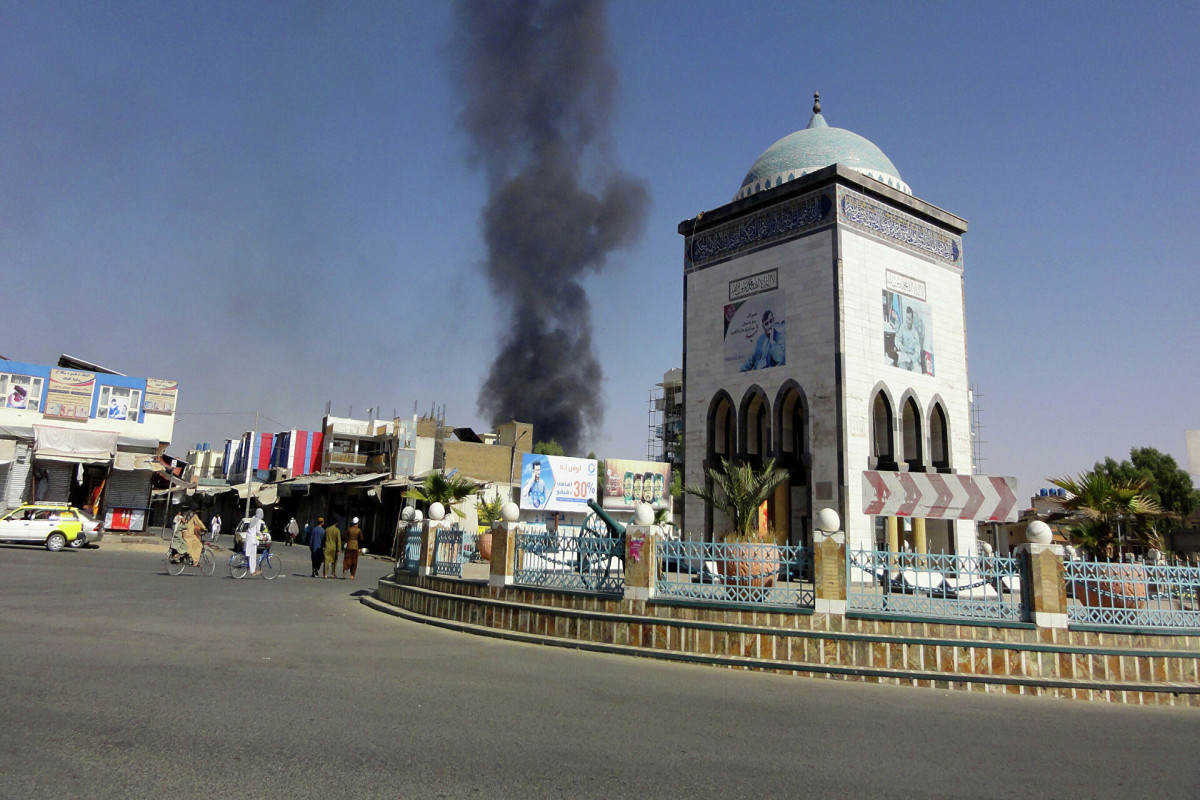 ИГ взяло на себя ответственность за взрыв в мечети в Кандагаре