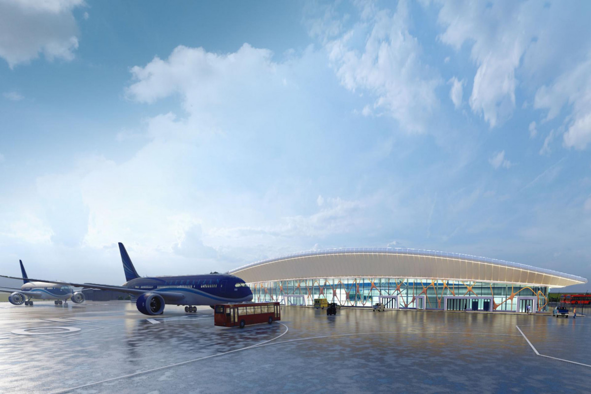 Аэропорт Физули