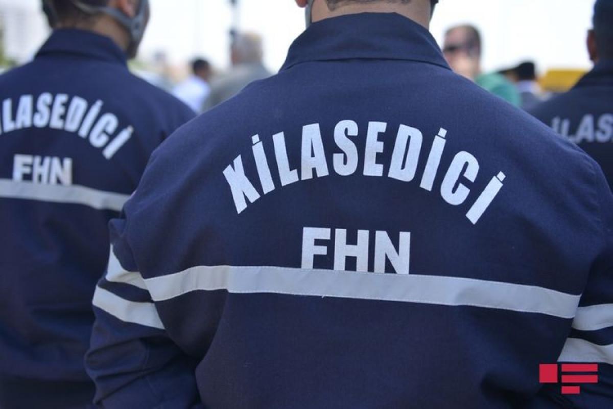 Ötən gün FHN qüvvələri tərəfindən 5 nəfər xilas edilib