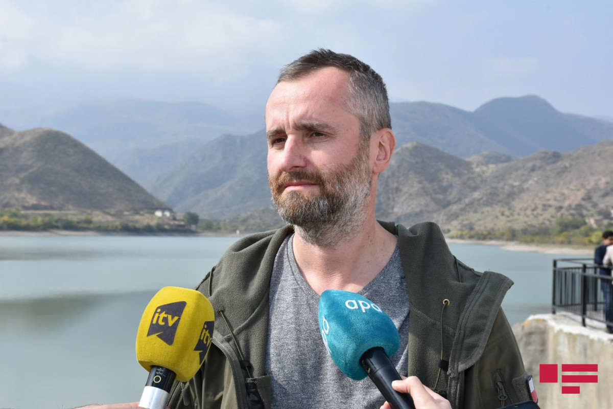 """Ambassador of Poland: """"We submitted proposals to Azerbaijani government to participate in process of building infrastructure in liberated territories"""""""