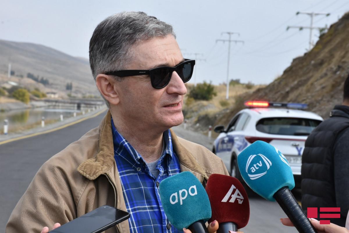 Palestinian Ambassador to Azerbaijan Nasir Abdul Karim