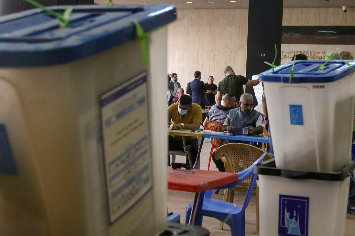Turnout in Iraq