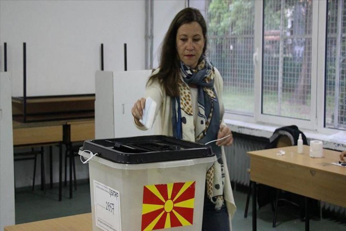Выборы в Северной Македонии