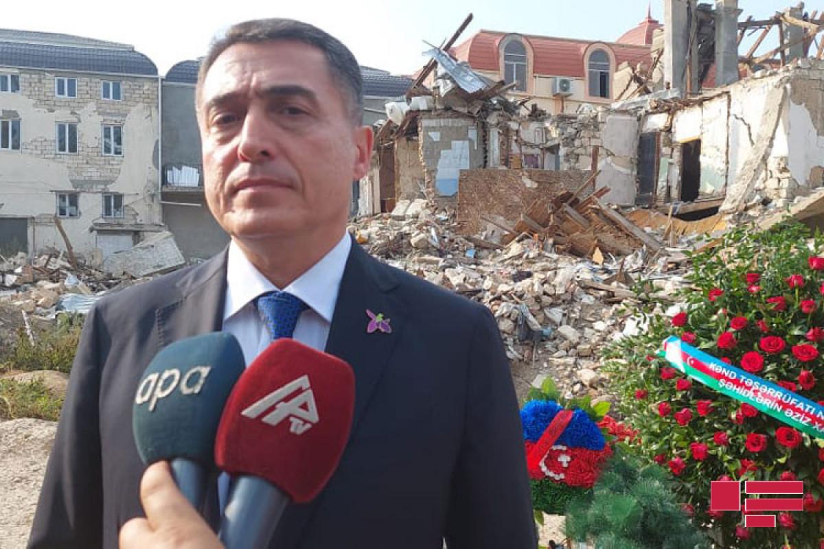 Əli Hüseynli, Milli Məclis sədrinin birinci müavini