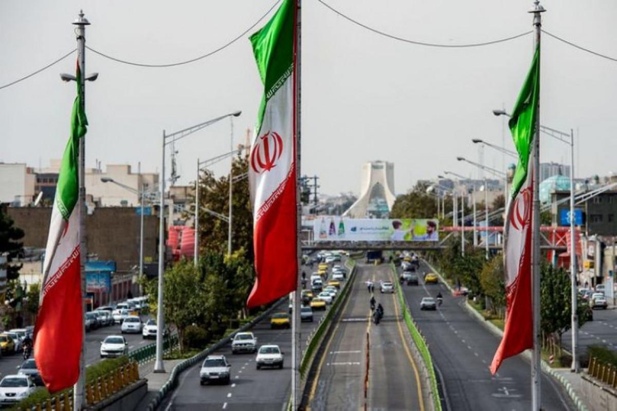 """İranda təqaüdçülər etiraz aksiyası keçirib - <span class=""""red_color"""">VİDEO"""