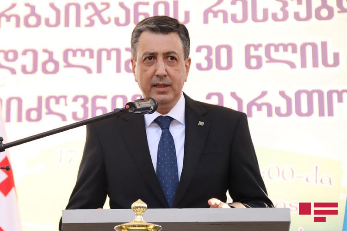 Faiq Quliyev, Azərbaycanın Gürcüstandakı fövqəladə və səlahiyyətli səfiri