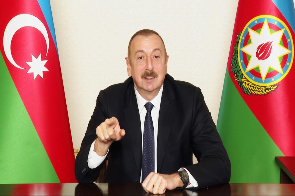 Prezident İlham Əliyev: Füzuli nəzarətimizə keçəndən sonra Şuşa istiqamətinə getmək üçün daha geniş imkanlar açıldı